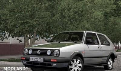 Volkswagen Golf MK2 1.6D [1.5.5], 1 photo